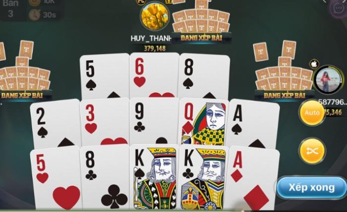Cách đánh bài mậu binh dễ hiểu nhất cho người chơi