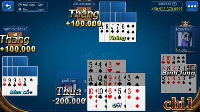 Dựa vào cách đánh của đối thủ người chơi sẽ phân tích và phán đoán được chiến thuật chơi của đối phương
